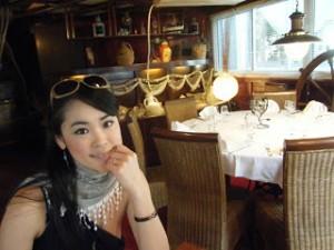 モンペリエのとっても素敵なレストラン