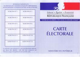 フランス大統領選挙〜投票の流れ〜