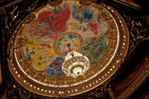 夢見る「オペラ座のねずみたち」