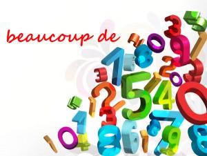 フランスで「たくさん」を表す数字とは?