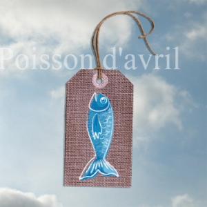 フランスのエイプリルフールは「4月の魚」