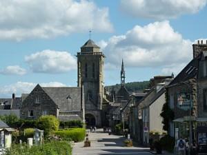 Bretagne〜中世の可愛い村 Locronan〜