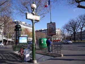 フランス都市部のスリ事情!メトロで被害に遭わないために