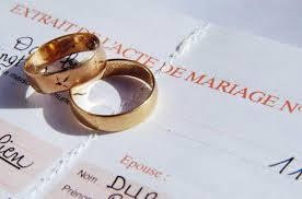 フランスの結婚式《市民婚編》