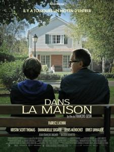 文学に興味があるなら フランス映画「Dans la maison」