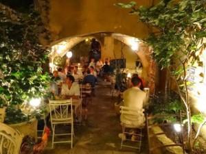 Bormes les Mimosaレポート(5)レストラン「Lou Portaou」の絶品ディナー