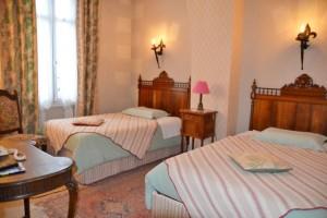 トゥール(Tours)の可愛いプチ・ホテル