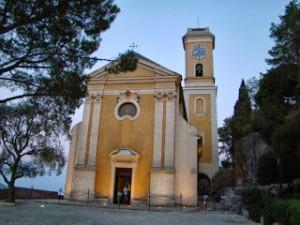 南フランスEze(エズ)観光レポート(4) 素敵なアトリエと教会