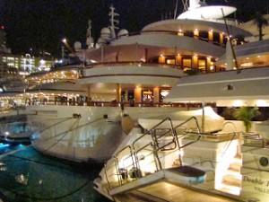 Monaco  ~ レストラン&ヨットハーバー ~