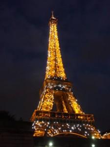 ヨーロッパの年末年始 (2)〜パリ〜
