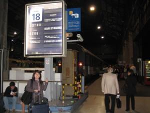 《 パリの駅 》フランス各地へはここから!