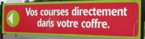 便利すぎるフランスのネットショッピング!ドライブサービスをご紹介