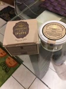 フランスのお土産にも!ひと振りでリッチなお味「トリュフ塩」