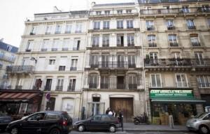 L'étrange immeuble de Paris