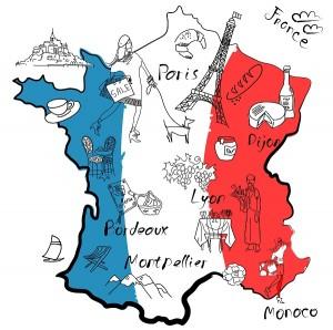 La France, un pays composé de plusieurs pays (2)