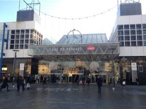 Rennesの行き方と時間は?おすすめ駅前ホテルをご紹介!レンヌ観光(1)