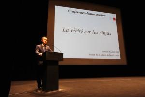Symposium en France