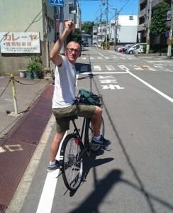 Dominiqueさんの関西珍道中(1)フランス人の日本観光に密着!
