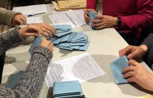 フランス地方議会選挙 開票の様子を見学してきました