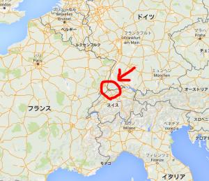 Daisukeのフランスこんな小話(12)<br/>パンを買いにちょっと国境を越えてみた