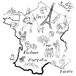 「郷土料理」も新たに決定!?フランスの地方が合併で大幅変更に