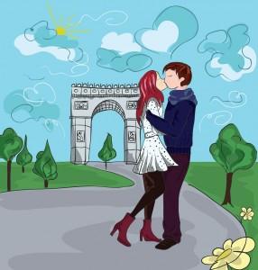 フランスのバレンタイン事情