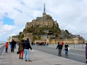 モン・サン=ミッシェルの旅(1)西洋の驚異!絶対に行きたい世界遺産