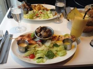 パリのレストラン(3)日本人におすすめLe paradis du fruitをご紹介