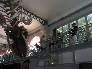 「夜の美術館」には懐中電灯を持って!?