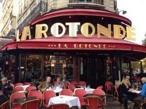 モディリアーニの絵も…映画『モンパルナスの灯』のカフェ「La Rotonde」