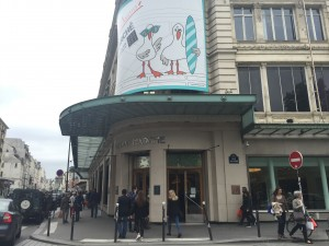パリ百貨店ボン・マルシェの食品館、グランド・エピスリーでお買い物