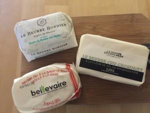 お土産にも!ボン・マルシェのオリジナル・バターを食べ比べ