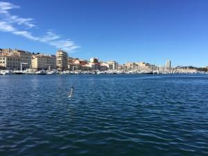 マルセイユ旧港 Vieux Portのおすすめの場所と治安について  マルセイユの旅2