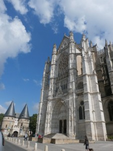世界一高い大聖堂で有名な ボーヴェ