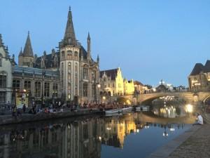 ゲントの人気観光スポット7つ!ベルギーの首都や言語についても!