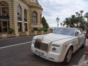 Monaco ~ 輝く街並み&高級車 ~
