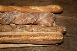 パン屋さんで使うフランス語