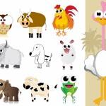 動物の語彙を増やす
