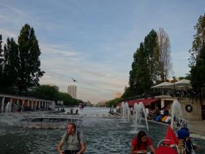 ヴィレット貯水池に屋外プールが出現! パリ