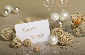 新年あけましておめでとう!フランス語でどう言う?