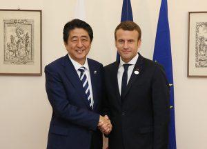 5月14日 マクロン大統領就任一年を迎える フランス国民の反応は