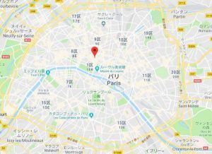 5月12日パリ・ナイフによる通行人襲撃事件 チェチェン共和国出身の犯人 ISに忠誠か