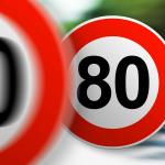 フランス道路制限速度