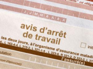 フランス民間企業の欠勤日数、過去10年間で最高に