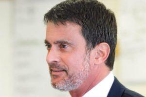 フランス元首相ヴァルス氏 スペインのバルセロナの市長選挙に立候補を表明
