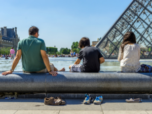 フランス2018年の夏、史上2番目の猛暑で死者1500人も、2003年の10分の1