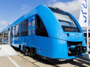 フランス鉄道エコロジー化の試金石、仏アルストム社が水素列車への移行を推進