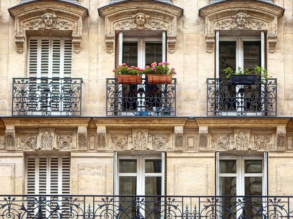 パリ家賃規制