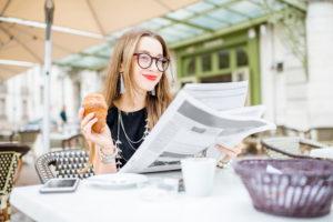 フランス語の新聞を読んでみよう!その2:タイトルを理解するコツ