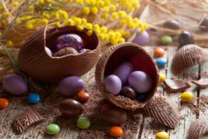 ウサギや卵のチョコレート☆復活祭「Pâques」ってどんなの?
